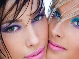 романтичный макияж для весны